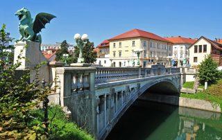 Drakenbrug - Ljubljana