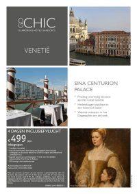 Last Minutes en Promoties - Go Chic - Venetië