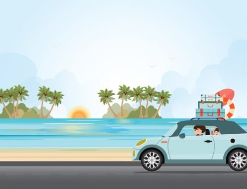 Met de auto of huurwagen in het buitenland