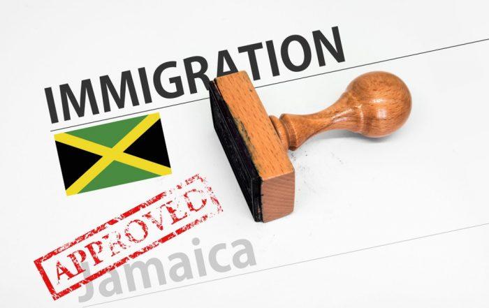 Online immigratie- en douaneformulier Jamaica