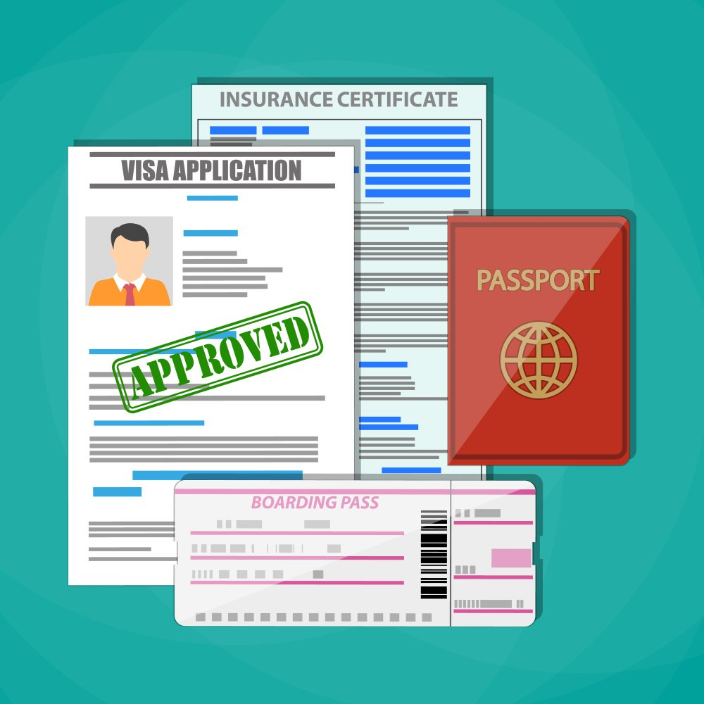 Travel formalities and documents