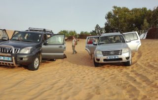 Senegal - Désert de Lompoul