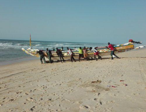 Senegal, de favoriete bestemming van collega Anne