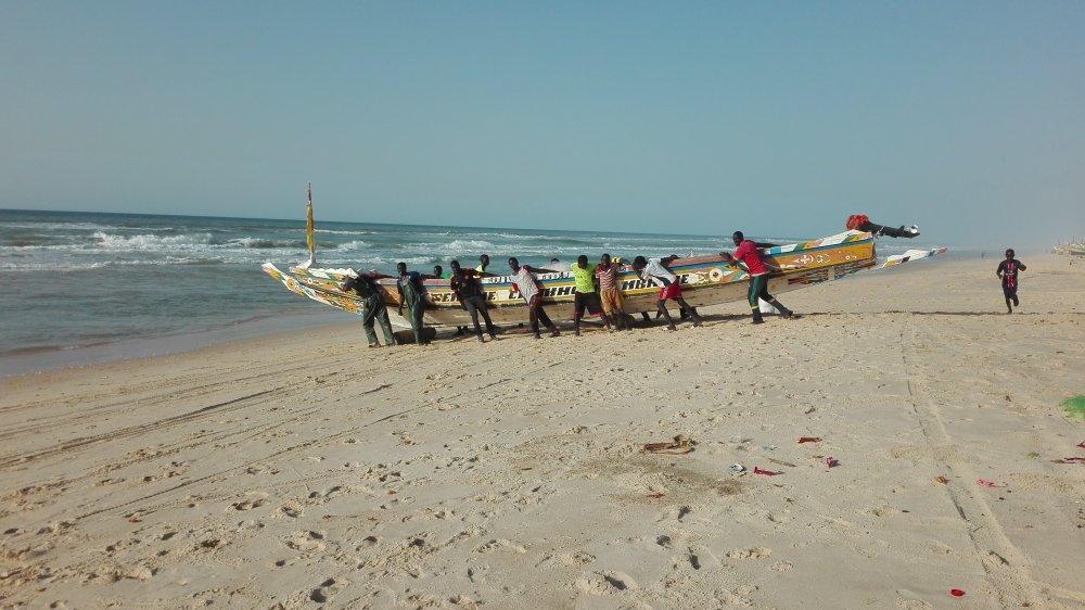 Senegal de favoriete bestemming van collega Anne - Vissers te Mbour