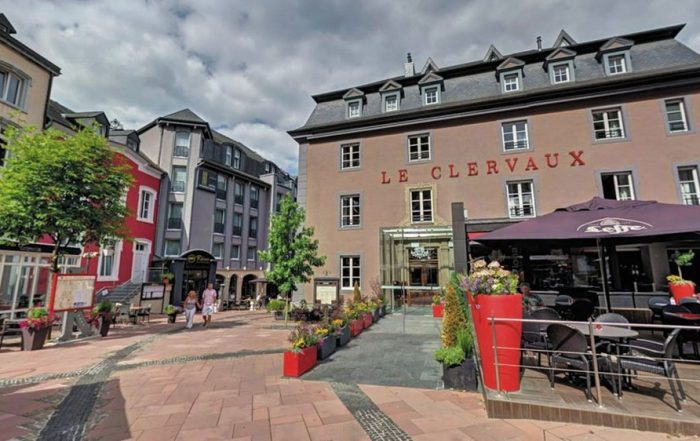 Verblijf in Luxemburg - Le Clervaux Boutique & Design Hotel - © Transeurope