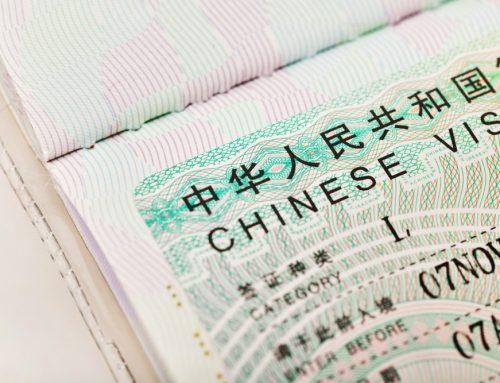 Nieuwe visumprocedure China