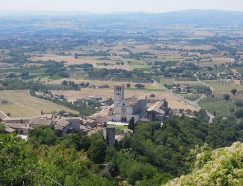 Umbrië en De Marken, de favoriete bestemming van collega Liesbet