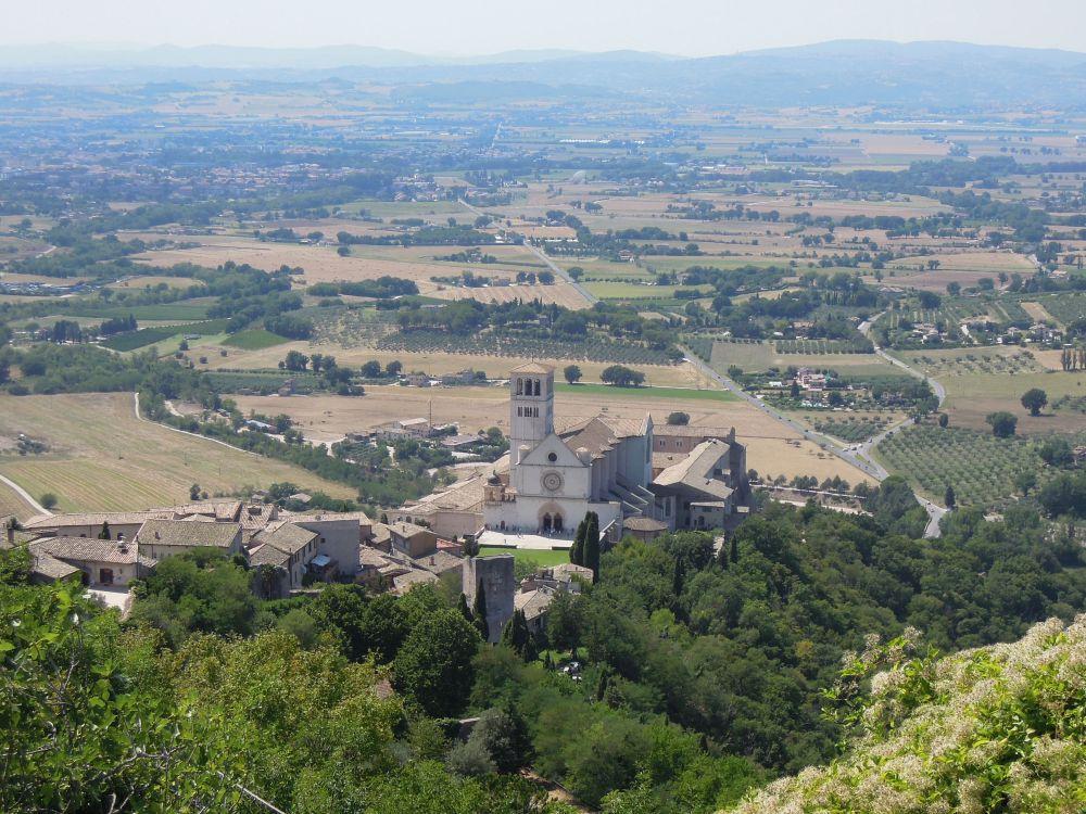 Umbrië en De Marken, de favoriete bestemming van collega Liesbet - Assisi