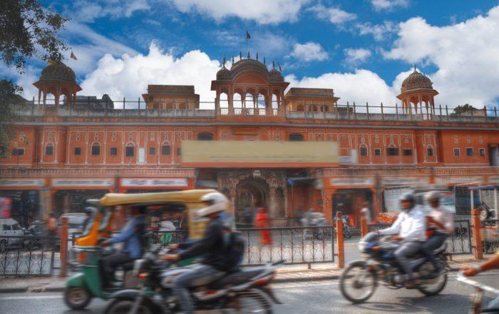 Rondreis Noord-India langs forten en haveli's - Jaipur