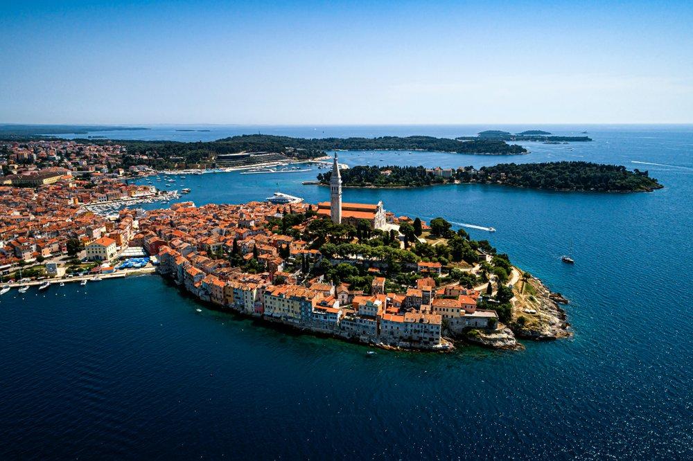 Schoolreis Kroatië - 5-daagse per vliegtuig - Rovinj