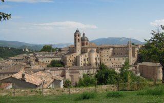Umbrië en De Marken, de favoriete bestemming van collega Liesbet - Urbino