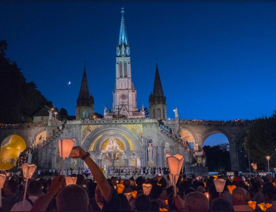 3-daagse Lourdes