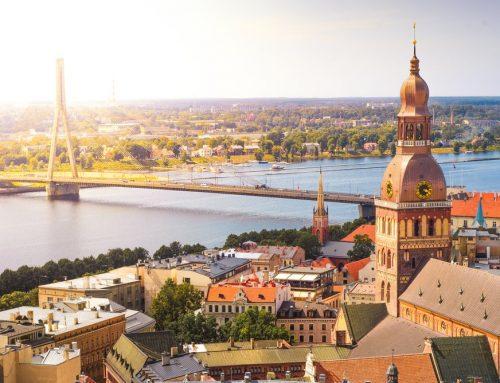 Inspiratiereis Tallinn en Riga van collega Sabine