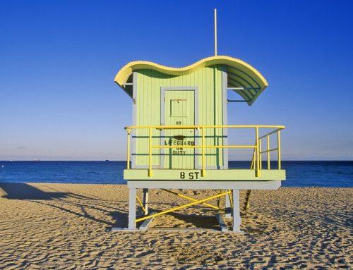 Miami, de favoriete bestemming van collega Werner