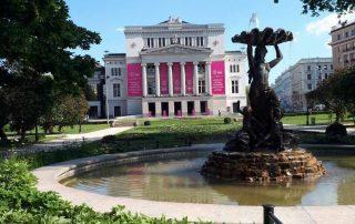 Inspiratiereis Tallinn en Riga - Riga - Opera