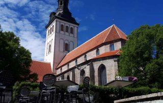Inspiratiereis Tallinn en Riga - Tallinn - oude stad - St-Nicolas kerk