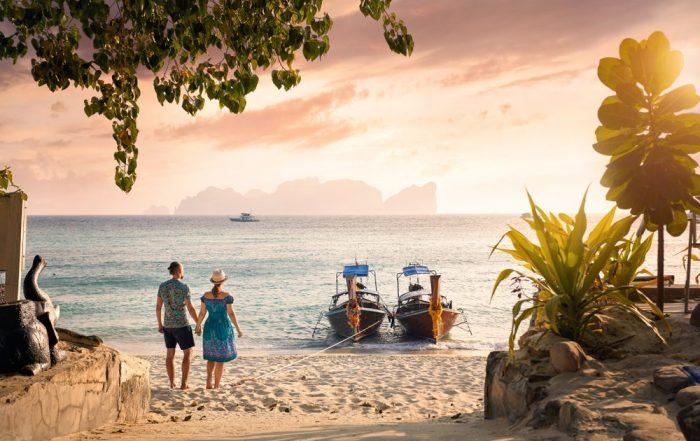 Zomer 2020 - Thailand - Phi Phi-eilanden