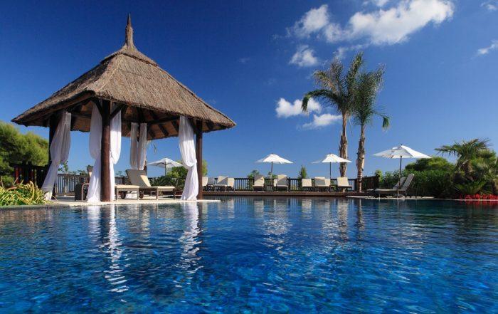 Costa Blanca – Strandvakantie met dat tikkeltje extra - Asia Gardens Hotel & Thai Spa - zwembad met paviljoen