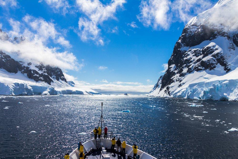 Expeditiecruises - Antarctica