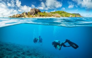Seychellen - duikers