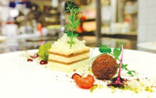 Hotel Weisser & River Bär - gastronomie