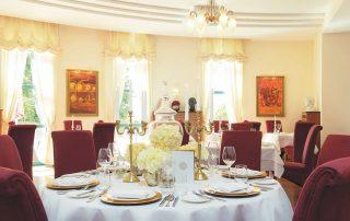 Gastronomisch genieten aan de Moezel - Victor's Residenz-Hotel Schloss Berg - restaurant