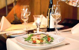 Weinromantikhotel Richtershof - gastronomie
