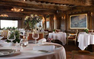 Hôtel La Ferme Saint-Siméon - restaurant Les Impressionnistes