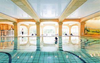 Hôtel La Ferme Saint-Siméon - zwembad