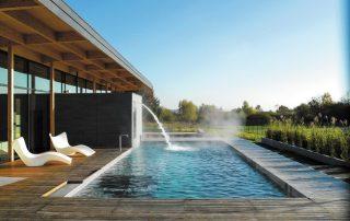 Hôtel La Source des Sens - Spa zwembad - ©Transeurope