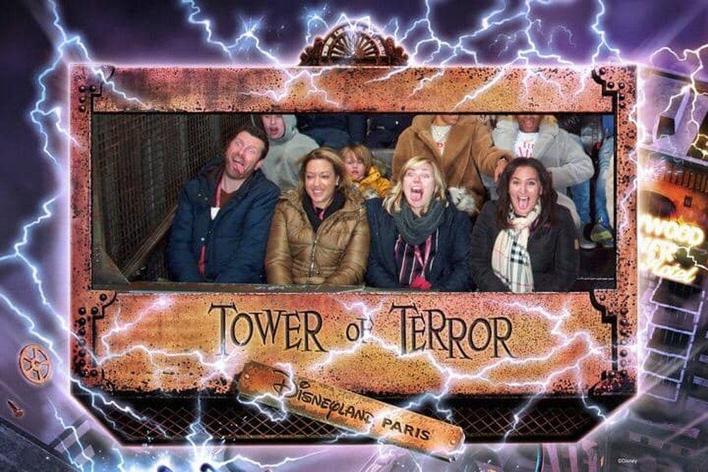 Inspiratiereis Disneyland - Tower of terror
