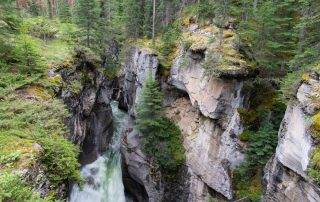 Maligne Canyon - Jasper National Park