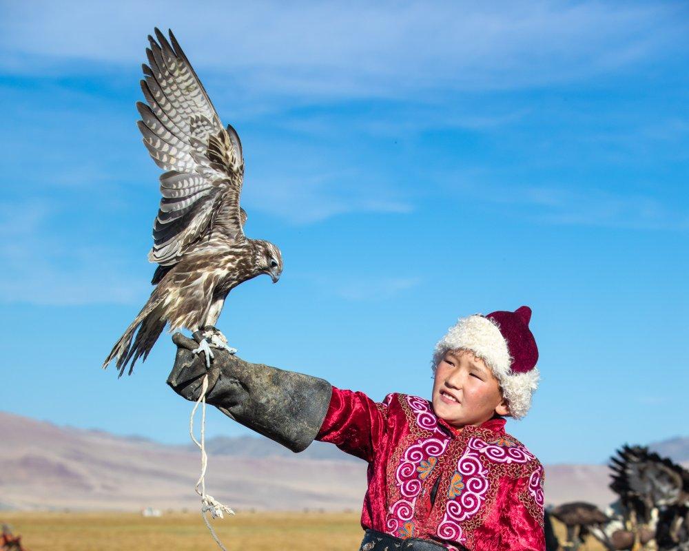 Met Bert Gevaert naar Mongolië