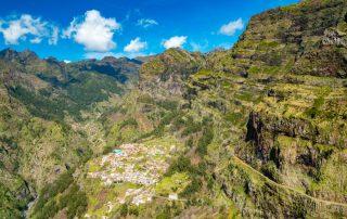 Rondreis Madeira - Curral das Freiras