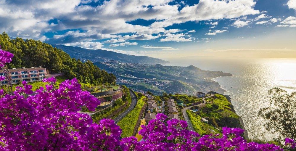 Rondreis Madeira - Idyllisch bloemeneiland