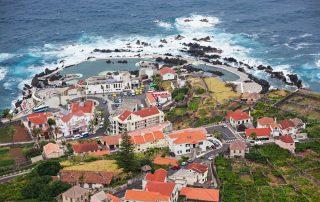 Rondreis Madeira - Porto Moniz