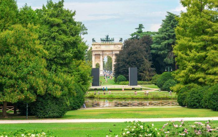 Tuinreizen 2020 - Milaan