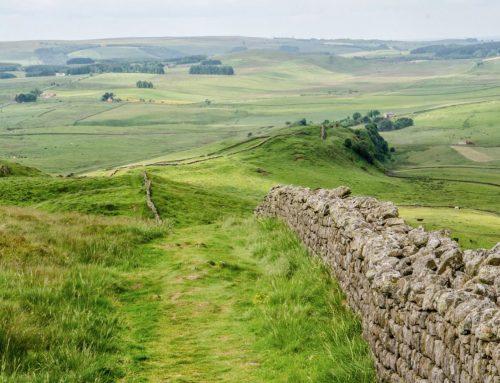 Muur van Hadrianus, 9 dagen met Marleen Waerzeggers