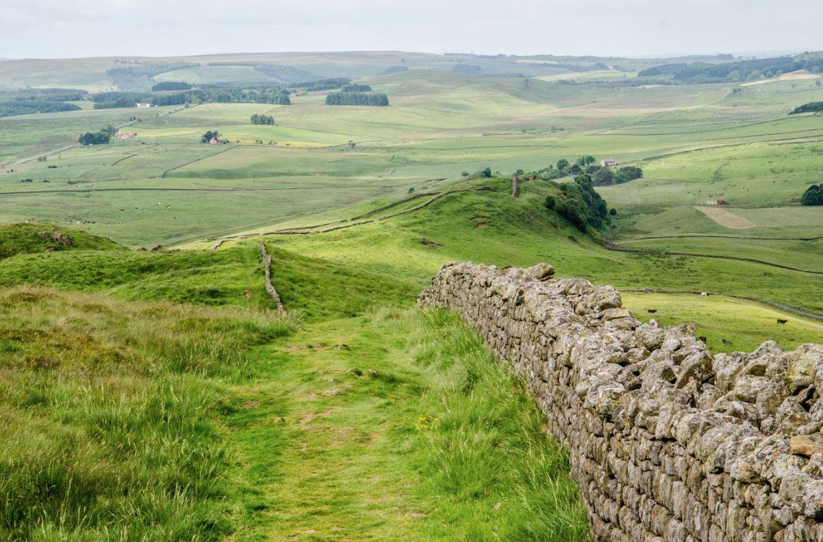 Tuinreizen 2020 - Muur van Hadrianus