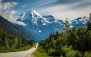 Yellowhead Highway - Jasper