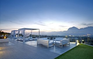 Alicante - SHA Wellness - terras