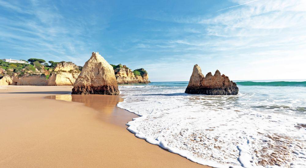 Portugal - Alvor Longevity Hotel - strand