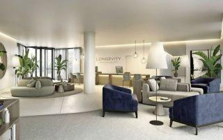 Portugal - Alvor Longevity Hotel - lobby