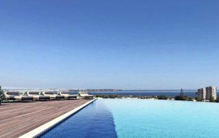 Portugal - Alvor Longevity Hotel - zwembad