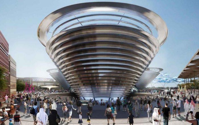 Dubai Wereldexpo 2020 - Paviljoenen