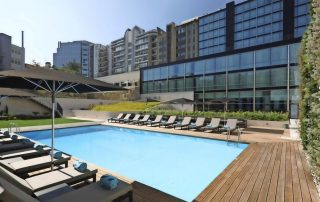 Iberostar Lissabon Spa - zwembad