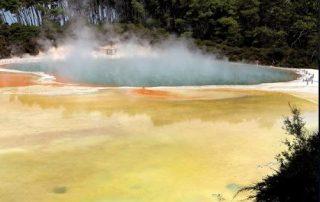Nieuw-Zeeland - Rotorua