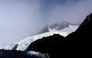 Nieuw-Zeeland - gletsjer