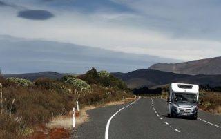 Nieuw-Zeeland - roadtrip met prachtige omgeving