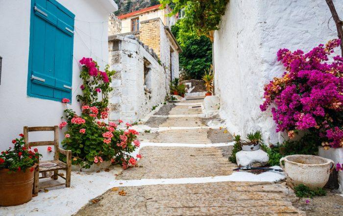 Rondreis Kreta - steegjes - Agios Nikolaos